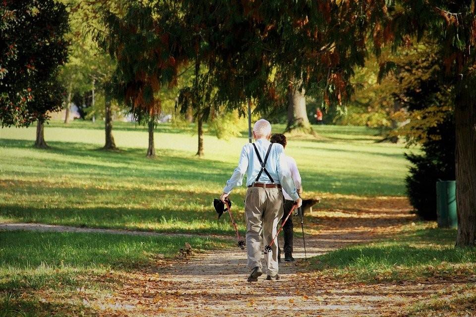 Senioren-Wanderung