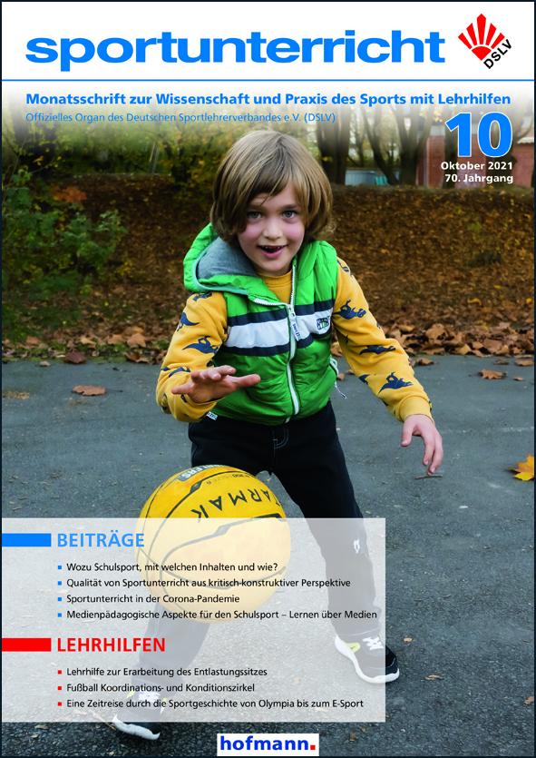 Titelbild sportunterricht 10-21